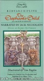 The Elephant's Child (1986)