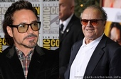Robert Downey Jr. wants Jack Nicholson for Sherlock Holmes 3